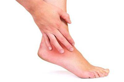 артроз левой ступни