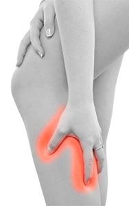 Миозит мышц ноги