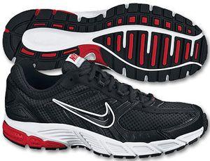 Беговые кроссовки Nike черные