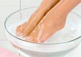 Лечение повышенной потливости ног грибка